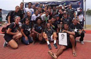 Botafogo conquista o sexto titulo brasileiro de barcos longos