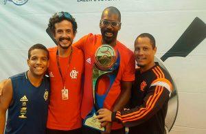 C.R.Flamengo fatura a 1a. Regata Oficial de 2018