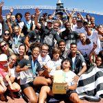 2e5038054a Botafogo é o grande campeão do Brasileiro de Barcos Longos 2018 - FRERJ -  FRERJ